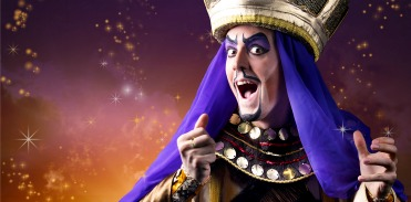 Panto Pharoah was top of our pops