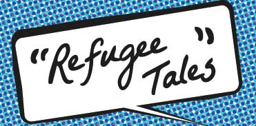 Proud to be a Refugee Tales stopover
