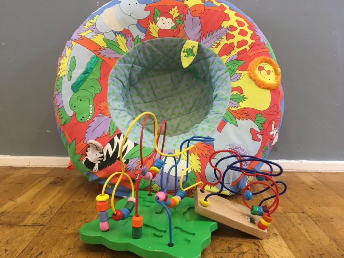 Stay and Play sessions at St Matthias Halls