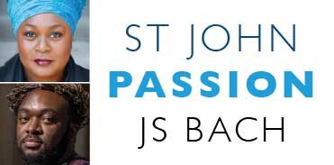Bach's St John Passion at St Matthias Church