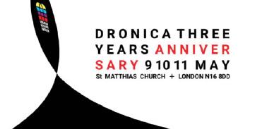 Experimental sound-art festival Dronica #10