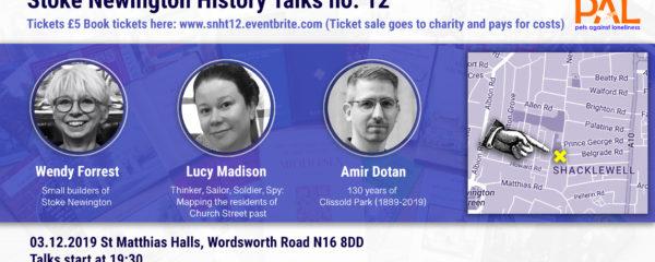 Stokey History Talks No12