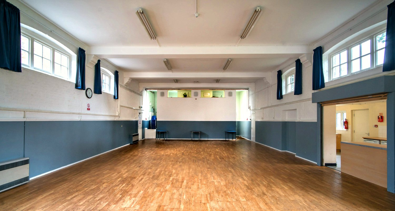 St Matthias Hall for Hire - N16